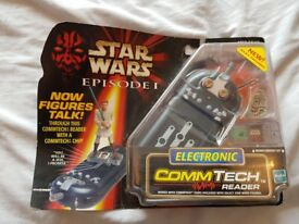Star Wars Episode 1 communicator