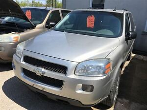 2009 Chevrolet Uplander LS CALL 519 485 6050 CERTIFIED