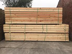 *New* Wooden Scaffold Style Boards *225mm X 38mm X 3.6m/4.2m 🌳