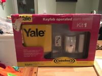 Yale Keyfob Operated Wirefree Alarm System