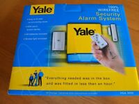 YALE HOME ALARM SYSTEM