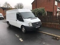 Ford transit 100ps t350