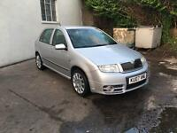 Skoda fabia vrs * fantastic condition must see *