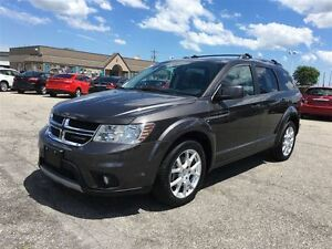 2016 Dodge Journey Limited/CARPROOF CLEAN/DVD/BACKUP CAM/ SEATS