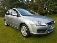 2004 New Shape Ford Focus GHIA with full service history