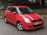 Suzuki Swift 1.5 GLX, 2006 - 56 Reg