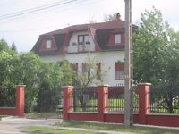 Beautiful two storey house for sale in Godollo, near Budapest