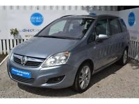 VAUXHALL ZAFIRA Can't get finance? Bad credit ? Unemployed? we can help!