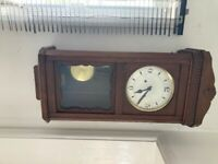 Wall clock Westminster chime