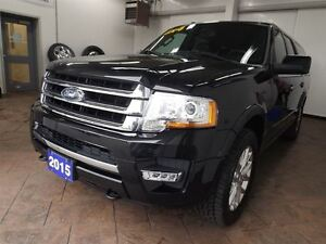 2015 Ford Expedition Max LIMITED 4X4 LEATHER NAV SUNROOF 20'S 8  Kitchener / Waterloo Kitchener Area image 8