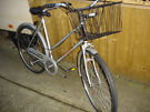 raleigh collette ladies shopping bike