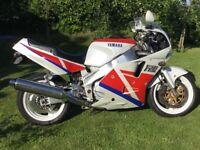 Yamaha EZR 1000 EXUP