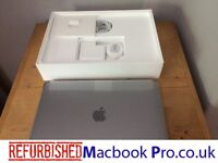 "Apple MacBook Pro 13"" 2.0 - Late 2016, 8GB, 256GB, BOXED, 6 months old, Space Grey, 1yr warranty"