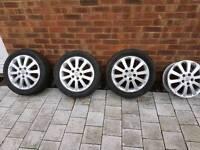 Astra H Mk5 alloy wheels 16inch