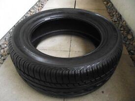 Tyre Bridgeston Potenza 235 55 R 17