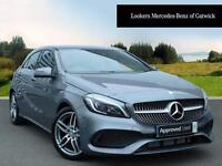 Mercedes-Benz A Class A 180 D AMG LINE PREMIUM (grey) 2016-07-14