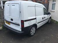 Vauxhall combo crew cab 2005 1.3 cdti cheap