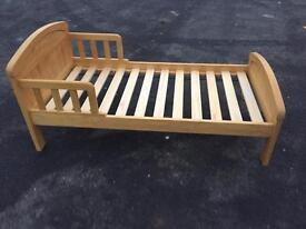 Toddler/Junior bed frame