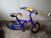 boys bike £10