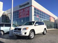 2012 Toyota RAV4 Touring w/Sunroof, alloys and bluetooth