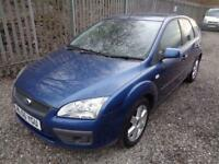 FORD FOCUS 1.6 PETROL SPORT AUTOMATIC 2006 5 DOOR HATCHBACK 109,000 MILES M.O.T 12 MONTHS ONE OWNER