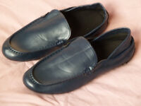 Mens shoes, Slip On Pu Leather Casual Size 8 New