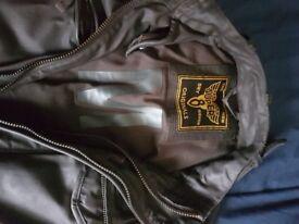 Superdry biker jacket size medium