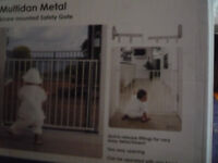2 x Multidan Childs' Safety Gates