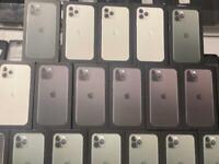 iPhone 11 Pro Max unlocked like new box on all sim