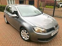 (2010) VOLKSWAGEN GOLF 1.4 ***LOW MILAGE***