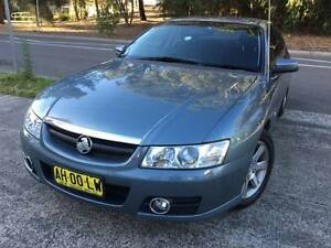 2005 Holden Commodore Berlina Auto 1 YEAR REGO Powerful Reliable Sutherland Sutherland Area Preview