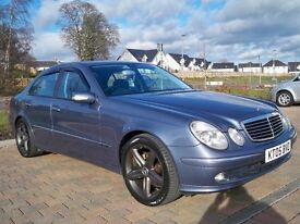 MERCEDES **£2495** E CLASS 280 DIESEL AUTO 1 YEARS MOT OUTSTANDING SERVICE HISTORY GREAT CONDITION