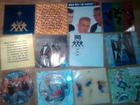 "32 x BROS - vinyl collection 12"" / 7"" / picture disc / tour prog / books"