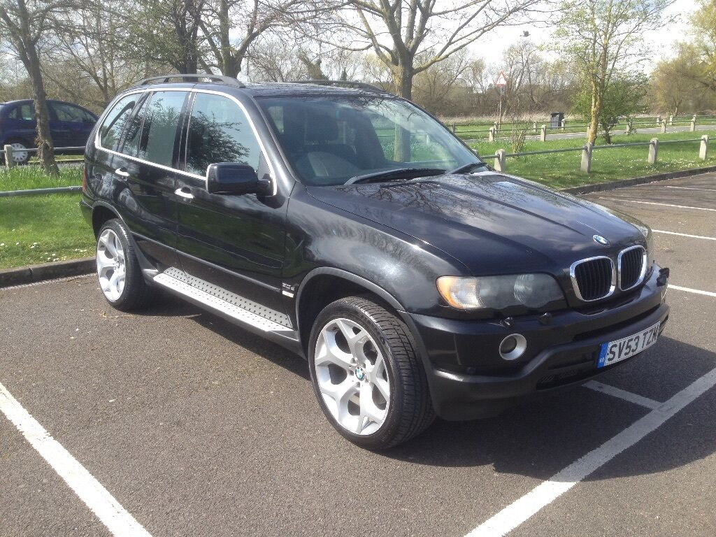 bmw x5 m sport 2003 in chertsey surrey gumtree. Black Bedroom Furniture Sets. Home Design Ideas