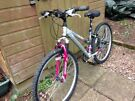 Girls bike Raleigh AT10 £45