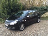 Ford Fiesta 1.6 Ghia 5dr £3,250 p/x welcome *** LOW MILEAGE *** AUTO ***