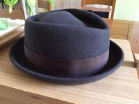 Jaxon Pork Pie Hat