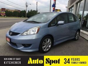 2009 Honda Fit SPORT/MINT!/PRICED FOR A QUICK SALE!