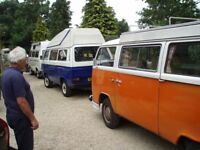 We generally have a selection of VW Campers Motor Homes available and more on the way.