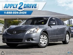 2012 Nissan Altima 2.5 PW PL Air and More We Finance