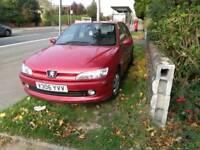 Peugeot 306 for sale 10 months MOT
