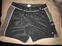 Calvin Klein swim shorts