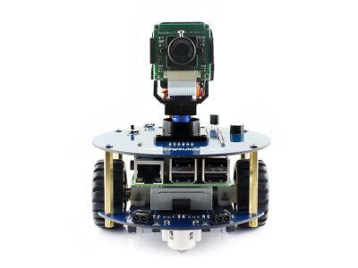 Smart Robot Car Kit AlphaBot2 robot building kit for Raspberry Pi 3 Model B+  (Raspberry Pi 2 Car Kit)