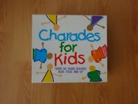 Charades For Kids- Age 4 and Up game-fun for children & adults together.