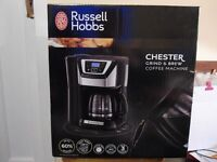Russell Hobbs Chester Grind& Brew Coffee Machine