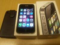 IPhone 4s 32GB on 02