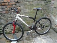 GT Aggressor Mountain Bike alloy frame