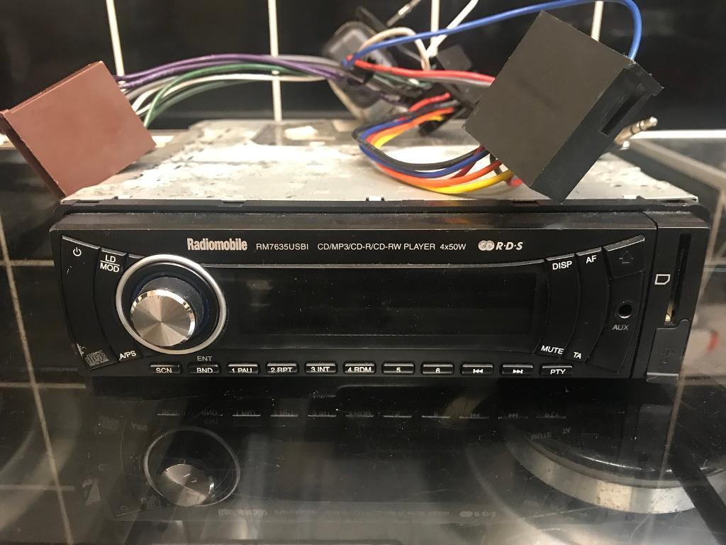 radiomobile car stereo