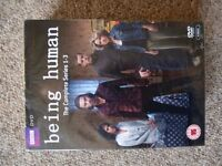 Being Human Complete Series 1-3 [NEW]