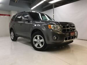 2012 Ford Escape $115/Bi-weekly+hst , LIMITED , LEATHER , HEATED